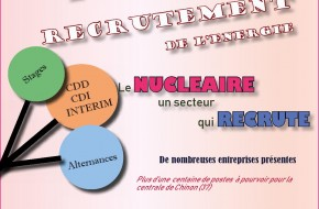 Forum de Recrutement Chinon
